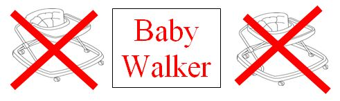 Baby Walkers Are Unhealthy, Neither Safe   sala6a Blog