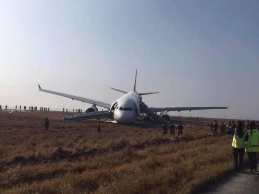 Turkish Airlines Crash THY726 2