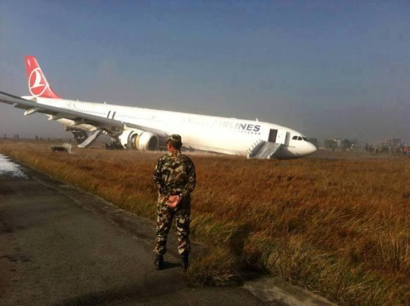 Turkish Airlines Crash THY726